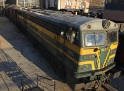 Locomotora diesel 2180