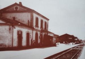Estación Getafe-Badajoz